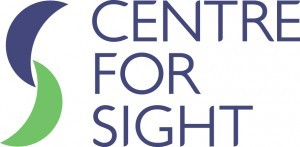 Centre for Sight centreforsight blue and green