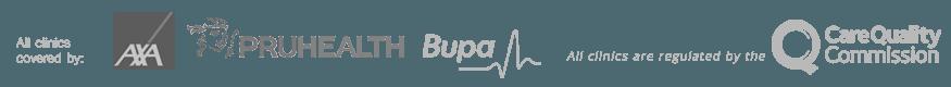 Compare Clinics - Nav Bar logo mobiles